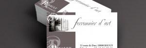 carte de visite_Ferronnerie dart
